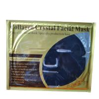 Quality Moisturizing Collagen Gold Crystal Face Mask , Blemish Clearing Face Lightening Mask for sale