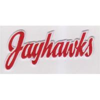 Wholesale Kansas Jayhawks Sew Iron on Embroidery Patch from china suppliers