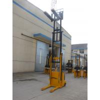 Wholesale hotsell 2016 promotion stacker 1.5t lifting height 6.5m full electric stacker from china suppliers
