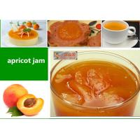 Wholesale 450g Glass Jar Canned Apricot Jam / Classic Food Preserves - Apricot Jam from china suppliers