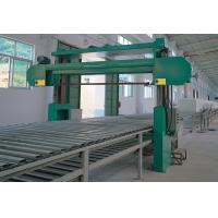 Wholesale Horizontal Continuous Foam Production Line For Soft Urethane Foam Rubber , 130kw from china suppliers