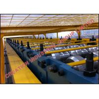 Wholesale Three Humps Steel Panel Floor Deck Roll Forming Machine CE / SONCAP from china suppliers