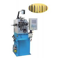 Wholesale Multifunctional 2 Axis Spring Maker Machine , Automatic Diaphragm Industrial Wire Former from china suppliers