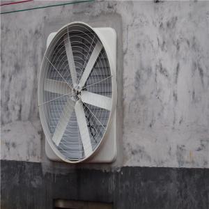 Wholesale factory wholesale fiber glass fan big industrial exhaust fan wall mounted FRP glass fan from china suppliers