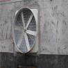 Buy cheap factory wholesale fiber glass fan big industrial exhaust fan wall mounted FRP glass fan from wholesalers