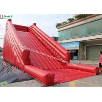 Wholesale Outdoor Events Inflatable Ball Suit , Red Inflatable Pool Toys EN14960 from china suppliers