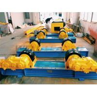 Wholesale Conventional Pipe Welding Rotator Rubber Wheels Inverter Control Welding Speed from china suppliers