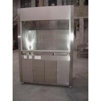 Wholesale Stainless steel laboratory fume cabinet equipment  for lab furniture equipment in college from china suppliers
