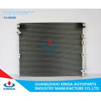 Wholesale Toyota Prado 3400 88460-60250 Water Cooled Condenser , Aluminum AC Condenser from china suppliers