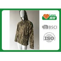 Quality Thermal Outdoor Hunting Clothing For Camping OEM / ODM Acceptable for sale