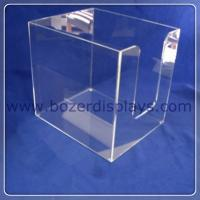 "Wholesale Clear Acrylic Bin 11.5""w x 14.0""d x 13""t from china suppliers"
