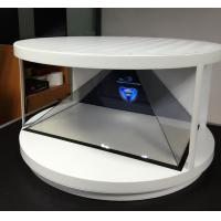 "Wholesale 27"" 3D Holographic Display Showcase LCD AD Player Hologram Technology from china suppliers"