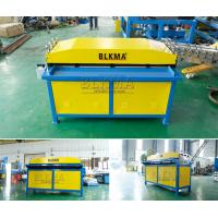 Wholesale BLKMA B-1.2*2000 electric sheet metal beading machine,duct making grooving from china suppliers