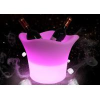 Wholesale Customized Led Ice Buckets For Beer Champagne And Vodka With Led Lighting Up from china suppliers