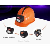 Wholesale 120 Lumens Portable Industrial Lighting Fixture Under Ground Safety Miners Cap Light from china suppliers