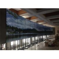 Quality LG Ultra Narrow Bezel LCD Broadcast Video Wall LED Backlight For Shopping Mall for sale
