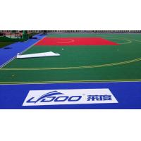Quality PVC sport floor, lichee Pattern, 1.42/4.5m*20m, with 3.5mm/4.5m thickness, be used in indoor/ourdoor playground for sale
