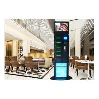 Wholesale Remote Advertising Handphone Charging Station , Wireless Phone Charging Station Touch Screen from china suppliers