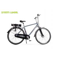 Wholesale Aluminum Alloy 6061 Frame Electric Mountain Bikes Cruiser Bicycle 3 Speed Gears from china suppliers