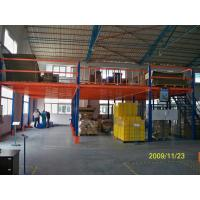 Buy cheap OEM / Custom Single Tier or Multi-tiered, Selective and Warehouse Mezzanine Floor System from wholesalers