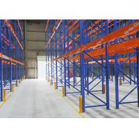 Wholesale Optional Size Heavy Duty Pallet Racking System , Heavy Duty Industrial Racking from china suppliers
