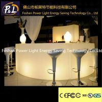 led furniture plastic light table
