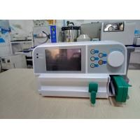 Quality Operating Room Equipment Portable Electric Syringe Pump With Color Screen for sale