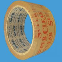 Wholesale High Temperature Resistance 45mic , 48mic , Bopp Adhesive Tape from china suppliers