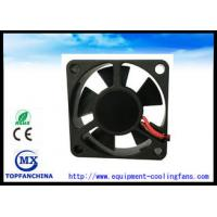 Wholesale Black Small Brushless 12 Volt Dc Fan For Computer , Ultra Silence from china suppliers