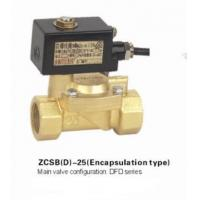 Wholesale Anti Explosion Brass Solenoid Valve Diaphragm Solenoid Valve 24VDC from china suppliers