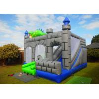 Wholesale Rent Giant Commercial Inflatable Combo, Dragon Bouncy Castle With Slide Hire from china suppliers