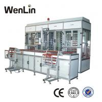Wholesale Full Automatic PVC ID Smart Card Making Machine10 Daylights 380V 50HZ from china suppliers