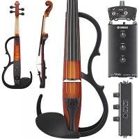 Wholesale Yamaha SV250 Silent Electric Brown 4-String Violin Japan from china suppliers