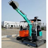 China Buy 2017 best price high quality mini small diggers excavator on sale