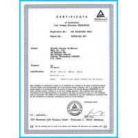 Ultimate Inflatables Co., Ltd Certifications