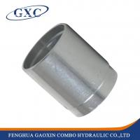 Wholesale 00110-A  Factory Direct Supply Carbon Steel Hydraulic Ferrule For Sae 100R1AT/DIN20022 1SN Hose from china suppliers
