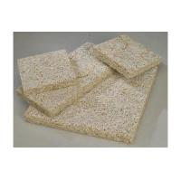 Wholesale Fireproofing Wood Wool Acoustic Panel For Roofing Insulation from china suppliers