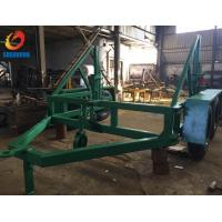 Buy cheap Cable Transportation Tools 8 Ton Cable Carriage Vehicle Cable Drum Trailer / Reel Trailer from wholesalers