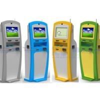 Wholesale Customized All-in-one Payment Card Dispenser Kiosk For Check-in Hotel Use from china suppliers