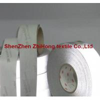 Wholesale 3M high gloss polyester cotton reflective Waved Webbing from china suppliers