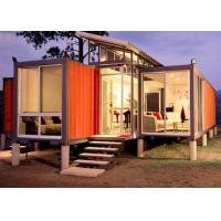 Wholesale Recycle High Strength Modern Modular Buildings Modified Containers For Apartment , Hotel from china suppliers