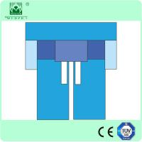 Wholesale Cardiovascular split drape Surgical medical drape Disposable sterile drape from china suppliers