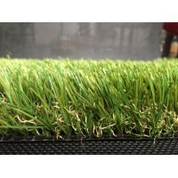 Wholesale 35mm V Shaped Yarn Artificial Grass Flooring , Multipurpose Artificial Turf from china suppliers