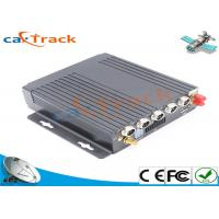 Wholesale 4 Channel GPS Mobile DVR With WIFI 3G 4G Vehicle Video Monitor from china suppliers