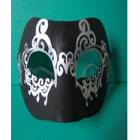 Wholesale Environmently- friendly Hallowmas Mask Pulp Moulded Products Support DIY Painting from china suppliers