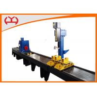 Wholesale Intersection Line CNC Plasma Cutting Machine 5 Axis 4 Linkage Move Control For Industries from china suppliers