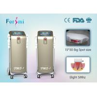 Buy cheap USA most popular beauty equipment two handles 3 in 1 tech hair removal machine Elight ipl rf shr from wholesalers