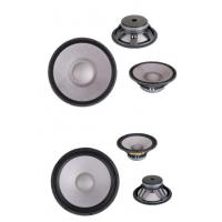 Wholesale 8 Inch Shallow Subwoofer Car Woofer Speakers With PP Dust Cap 1 Layer from china suppliers