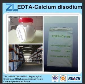 EDTA-Calcium disodium white powder