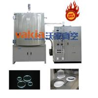 Wholesale Green Color Optical Coating Machine / Lens Reflector Coating Equipment from china suppliers
